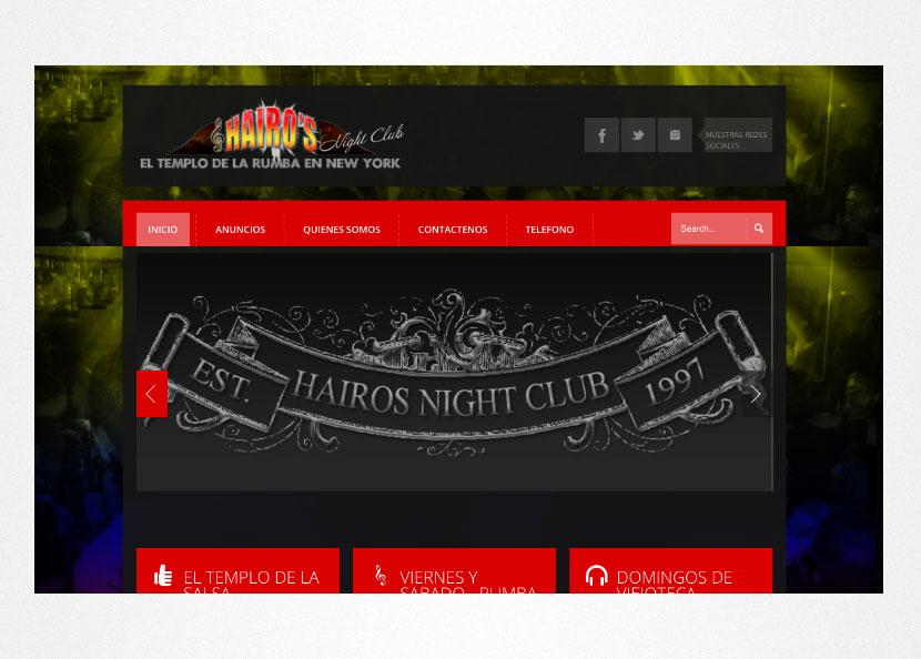 Hairo's Night Club Screenshot